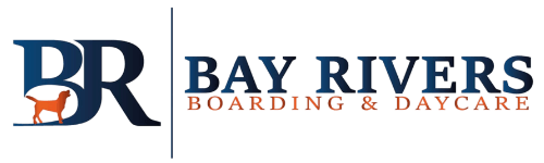 Bay Rivers Dog Boarding Logo