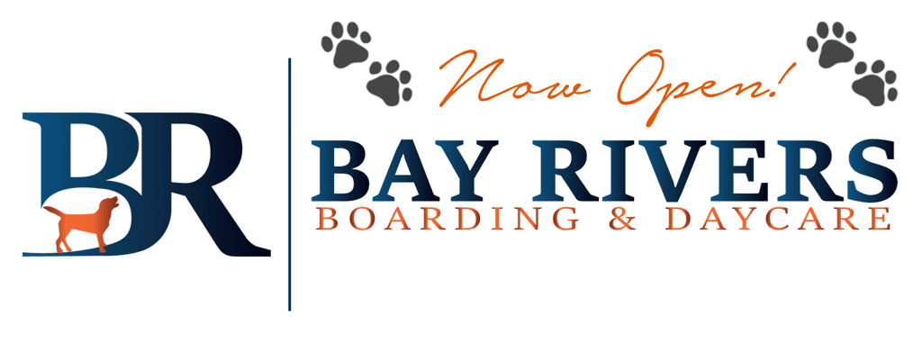 Bay rivers boarding logo